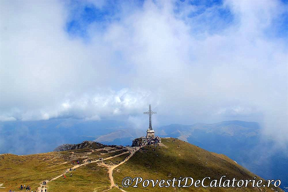 Caraiman Cross, the tallest summit cross in the world!